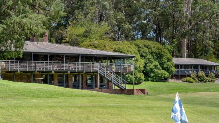 Buyer found before Stirling Golf Club auction