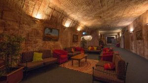 Underground hotel soars into top five commercial property listings