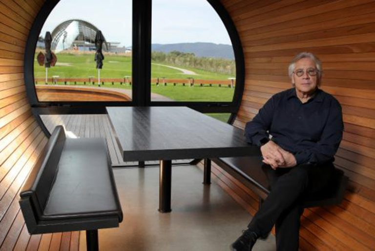 Acclaimed urban architect uncorks talents at Yarra Valley winery