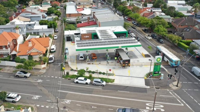 Investors descend on Manly as BP servo sells for $7.2m