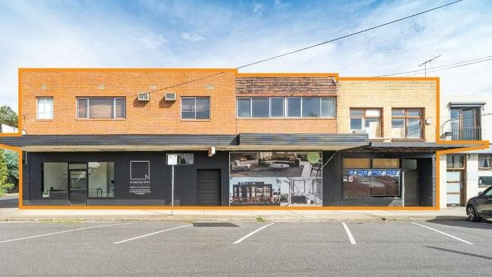 43-47 Simpson St, Northcote is for sale.