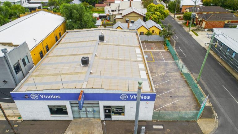 Vinnies' Geelong outlet angled towards development