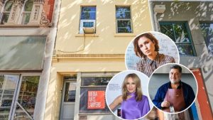 Lawyers to the music stars selling North Melbourne office