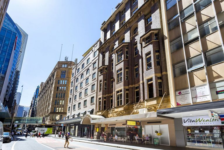 Top 5: Pair of Sydney CBD buildings a hit with investors