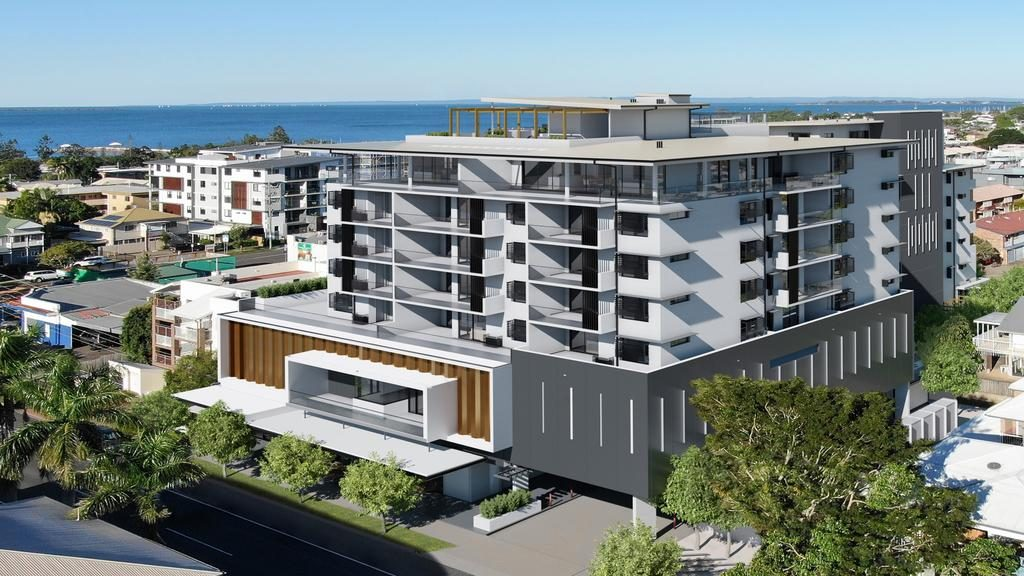 Wynnum's Lato Baia residential development is a blockbuster in the making. Photo: supplied