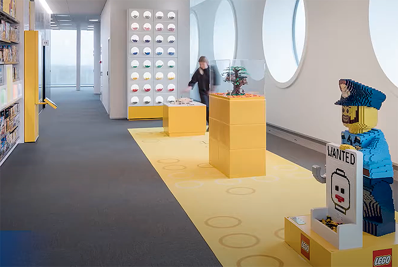 Is Lego's headquarters the ultimate office environment?