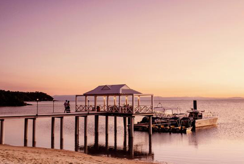 Orpheus Island is booked out even before its reopening