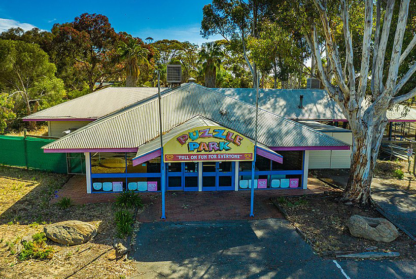 Puzzle Park is still on the market after being listed for sale late last year.