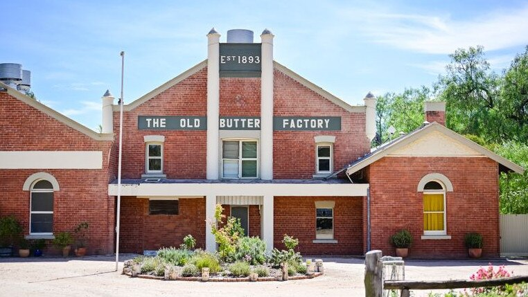 Old Victorian butter factory whipped onto market