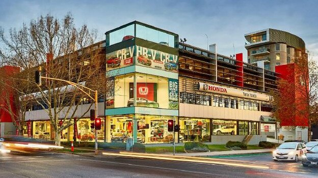 21-53 Hoddle St, Collingwood has been sold for an eye-watering $43 million.