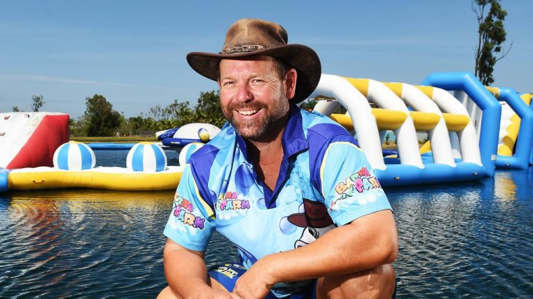 Townsville fun park continues to run hot