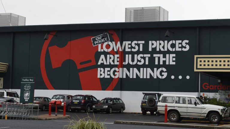 Could Bunnings and Officeworks downsize stores after COVID?