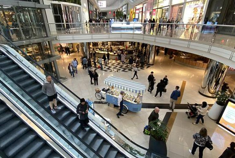 Shopping centre industry confident it can weather COVID storm
