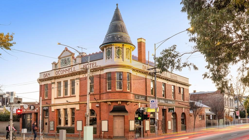 Carlton's historic Irish pub the Dan O'Connell Hotel up for sale