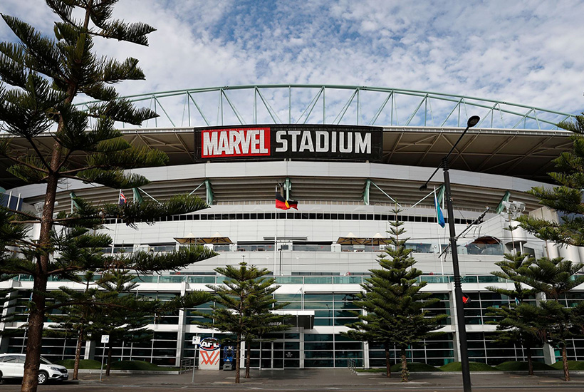 Grollo will develop a major site at Marvel Stadium.
