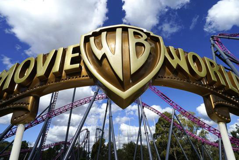 Warner Bros Movie World is scheduled to reopen on July 15. Picture: AAP