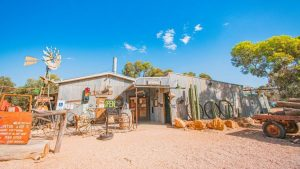 SA's iconic Mallee Fowl restaurant could be yours