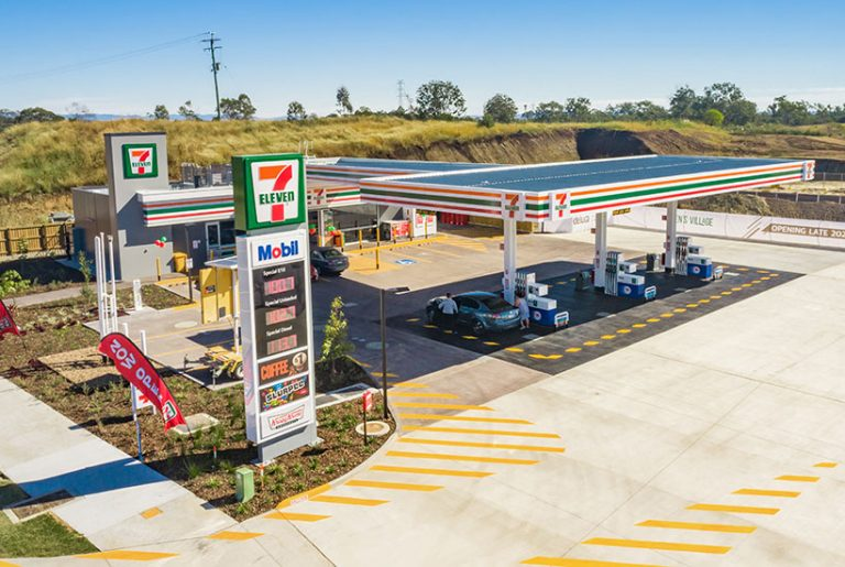 7-Eleven, hotels and 'man caves' all in QLD top five