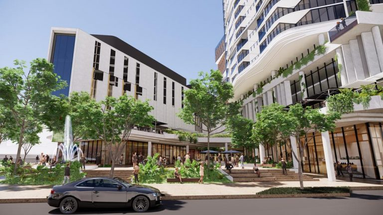 $450m Toowong Town Centre build to take two years
