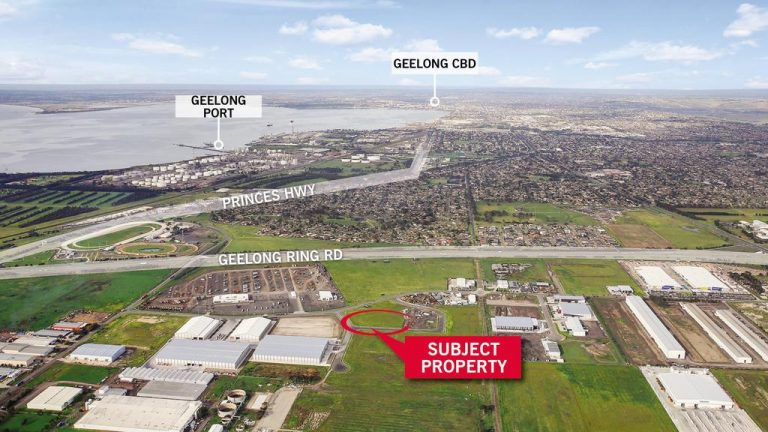Geelong Ring Road sites deliver development jobs