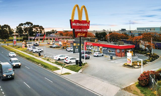 Fast food and fuel lead retail leasing field