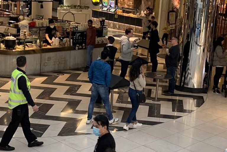Shopping centre owners to cop huge rent drop: report