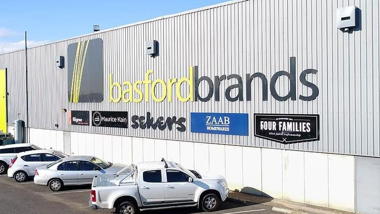 Long tenant: Basford Brands has options to lease the warehouse until 2048.