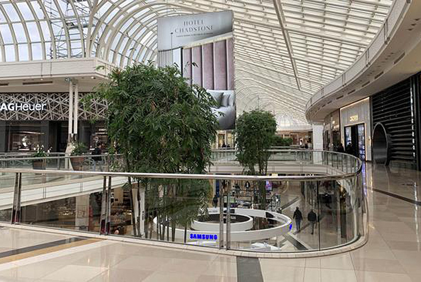 Chadstone Shopping Centre in Melbourne. Picture: Sarah Matray