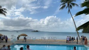 Dunk Island could be up for grabs again