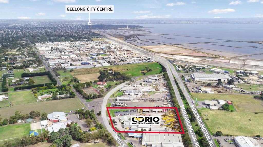 Geelong's major roads drive industrial and mixed-use land value