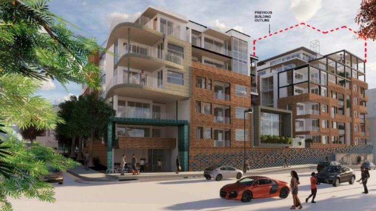 Apartment development at UTAS Conservatorium a step closer