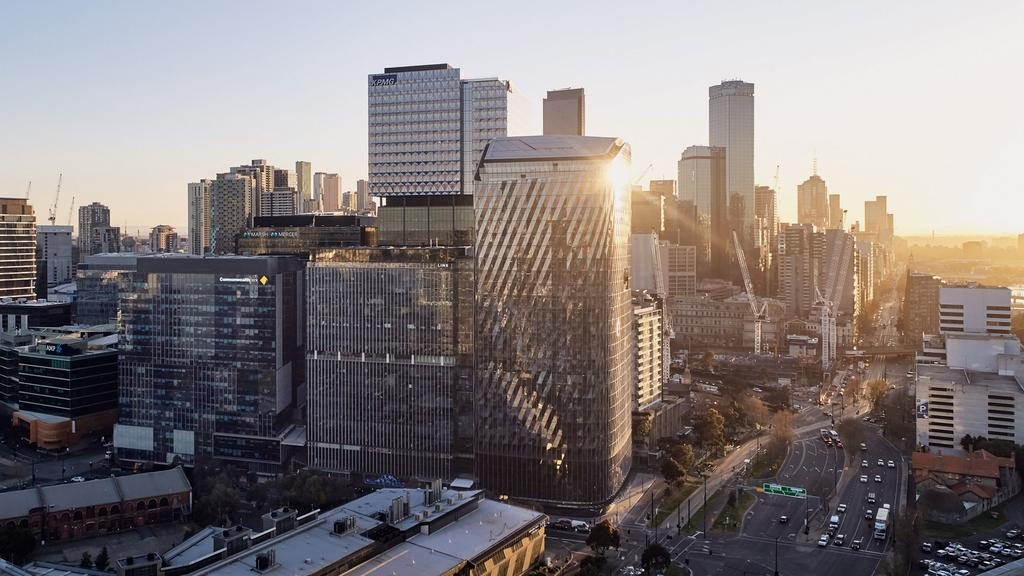 Could Docklands development bring office workers back to CBD?