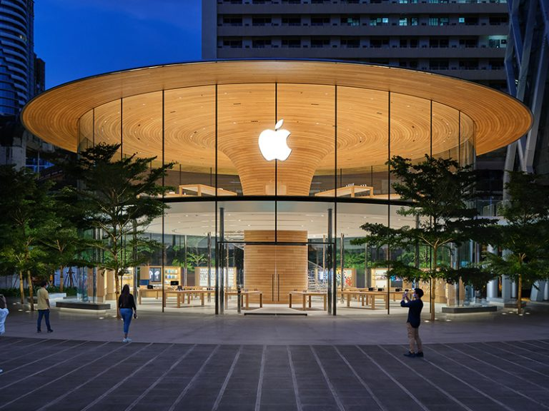 Apple's 5 amazing new stores around the world