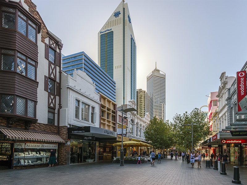 Commercial property is a hot topic post-COVID. Picture: Getty