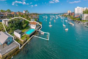 Most-viewed: Race on to secure $15m Kirribilli waterfront gem