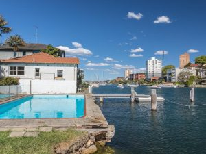 Once-in-a-lifetime chance to develop Kirribilli waterfront site