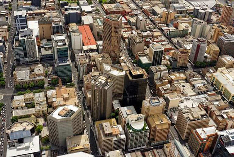 Office leasing market shows signs of life