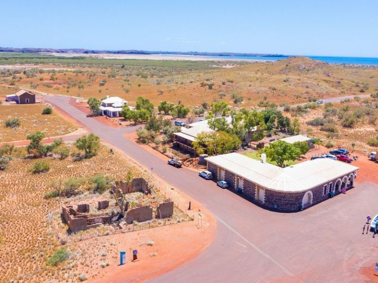 Aboriginal corporation the frontrunner to turn WA 'ghost town' into tourism venture
