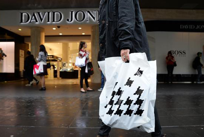 David Jones' parent company has entered exclusive talks with Charter Hall. Picture: Carla Gottgens/Bloomberg