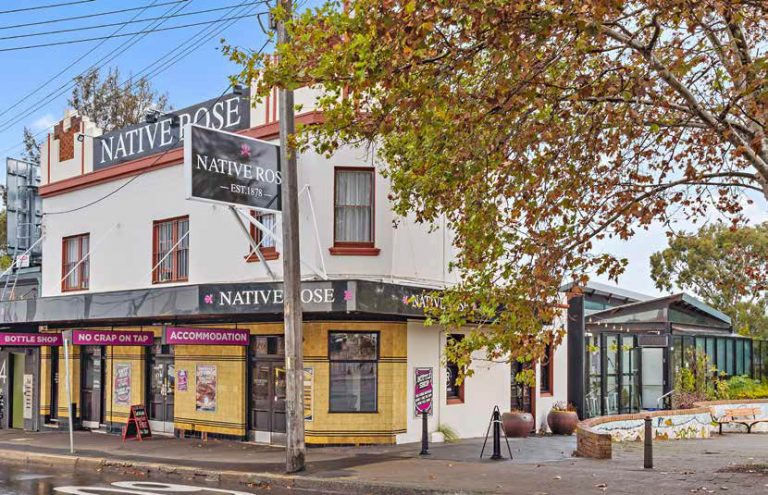 New custodians in for long haul at Native Rose Hotel