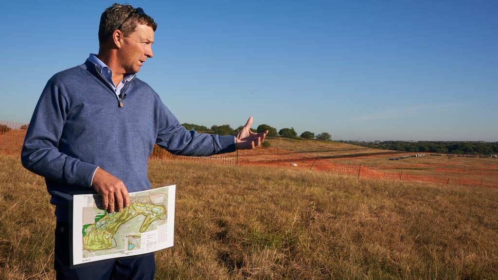 PGA Breaks Ground on Golf Courses at New Headquarters in Frisco, Texas