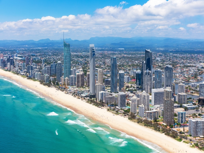 Australia's biggest annual auction event on the Gold Coast will feature commercial properties for the first time. Picture: Getty