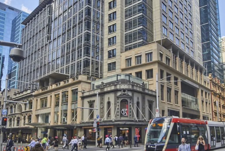 M&G picks up further stake in $1.2bn Sydney CBD tower as city recovers