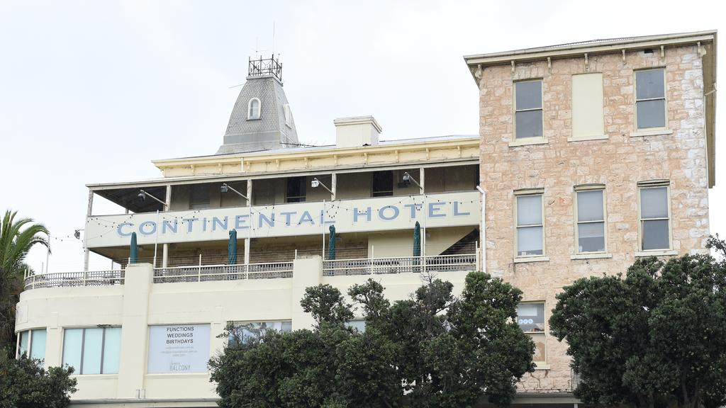 Development plans for Continental Hotel in Sorrento