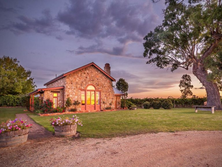 South Australian property with vineyard and holiday accommodation up for grabs