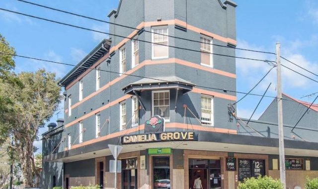 Camelia Grove Hotel sells for the first time in 38 years to Jaga Group for $13.75 million