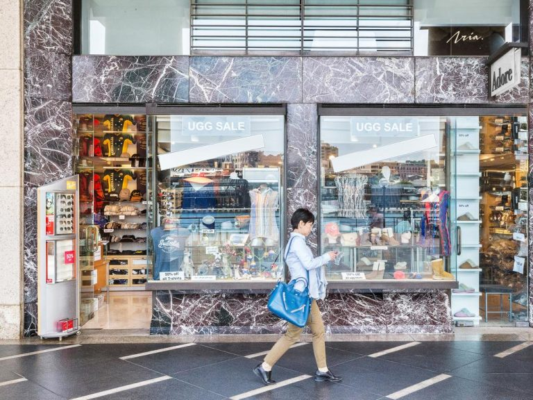 Circular Quay shopfront sets Australia property record for price per sqm on retail asset