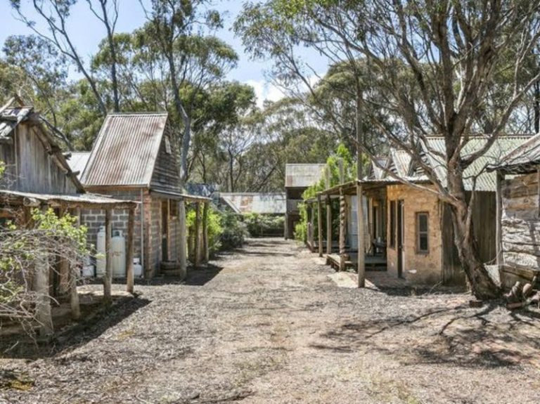 Maldon colonial village: 'Eerie' abandoned town to get new life