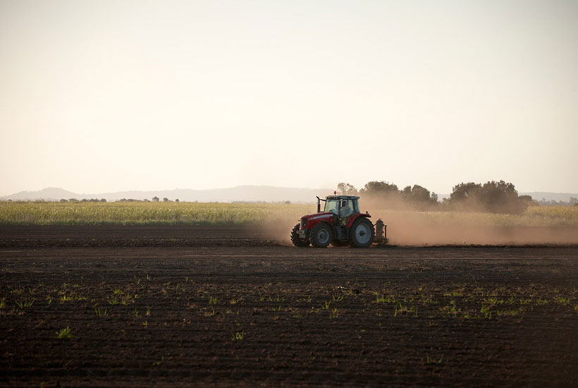 The commercial farming sector has showed resilience throughout the pandemic. Picture: Getty