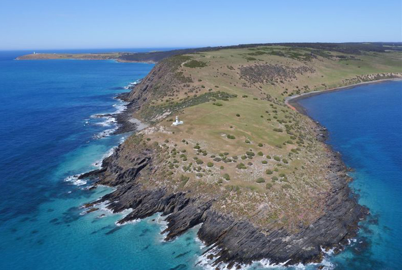 Cape St Albans on Kangaroo Island could be all yours. Picture: realestate.com.au/buy